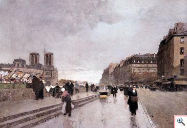 Paris par Luigi Loir