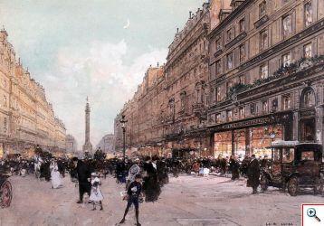 Paris de la Belle Epoque à la Publicité