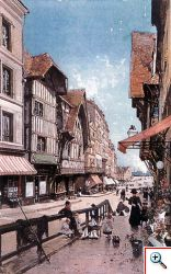 Luigi Loir en Province, en Europe